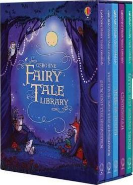 Fairy Tale Library. Slipcase - фото книги