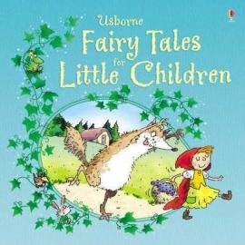 Книга Fairy Tales for Little Children