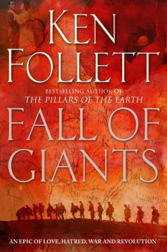 Книга Fall of Giants