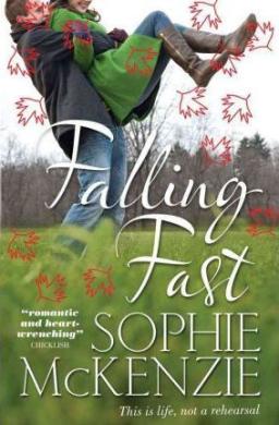 Falling Fast - фото книги
