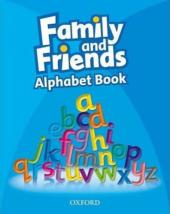 Family and Friends 1. Alphabet Book (посібник з фонетичної практики) - фото обкладинки книги