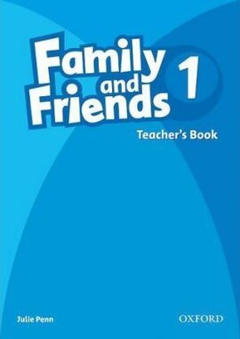 Family and Friends 1. Teacher's Book - фото книги