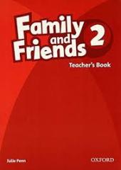 Family and Friends 2. Teacher's Book - фото обкладинки книги