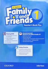 Family and Friends 2nd Edition 1: Teacher's Book Pack (книга вчителя) - фото обкладинки книги