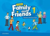 Family and Friends 2nd Edition 1: Teacher's Resource Pack (додаткові матеріали) - фото обкладинки книги