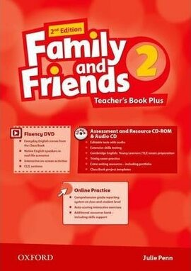 Family and Friends 2nd Edition 2: Teacher's Book Pack (книга вчителя) - фото книги