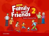 Family and Friends 2nd Edition 2: Teacher's Resource Pack (додаткові матеріали) - фото обкладинки книги