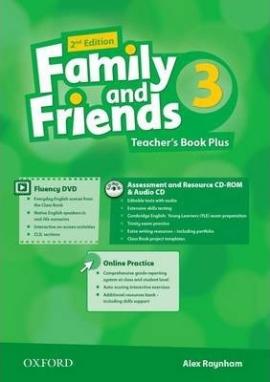 Family and Friends 2nd Edition 3: Teacher's Book Pack (книга вчителя) - фото книги