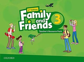 Family and Friends 2nd Edition 3: Teacher's Resource Pack (додаткові матеріали) - фото книги