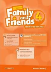 Family and Friends 2nd Edition 4: Teacher's Book Pack (книга вчителя) - фото обкладинки книги