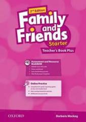 Family and Friends 2nd Edition Starter: Teacher's Book Pack (книга вчителя) - фото обкладинки книги