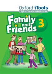Family and Friends 3. iTools CD-ROM (програмне забезпечення) - фото обкладинки книги