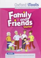 Family and Friends Starter. iTools DVD-rom (програмне забезпечення) - фото обкладинки книги