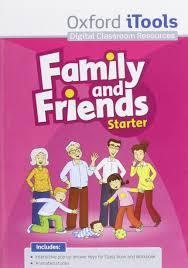 Family and Friends Starter. iTools DVD-rom (програмне забезпечення) - фото книги