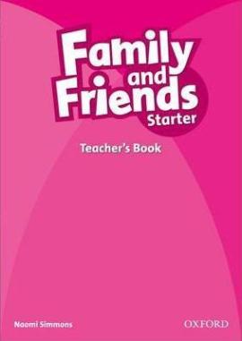 Family and Friends Starter. Teacher's Book - фото книги