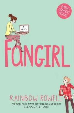 Fangirl - фото книги