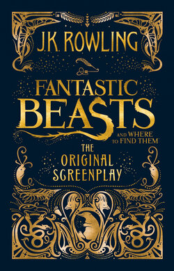 Fantastic Beasts and Where to Find Them: The Original Screenplay - фото книги
