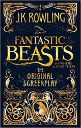 Fantastic Beasts and Where to Find Them: The Original Screenplay (м'яка обкладинка) - фото обкладинки книги