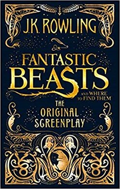 Fantastic Beasts and Where to Find Them: The Original Screenplay (м'яка обкладинка) - фото книги