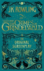 Fantastic Beasts: The Crimes of Grindelwald - The Original Screenplay - фото обкладинки книги