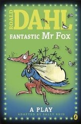 Fantastic Mr Fox : The Play - фото обкладинки книги