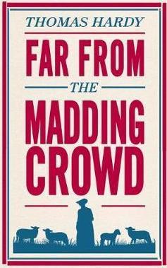 Far From the Madding Crowd. (Alma Books) - фото книги