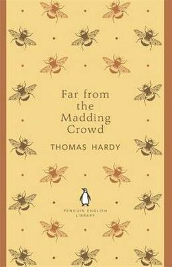 Far From the Madding Crowd. Penguin English Library - фото книги