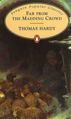 Far from the Madding Crowd. Penguin Popular Classics - фото книги