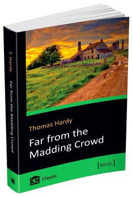Far from the Madding Crowd. Серія KM Classic - фото книги