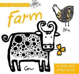Farm : A Slide and Play Book - фото книги