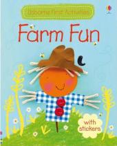 Farm Fun - фото обкладинки книги