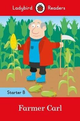 Farmer Carl- Ladybird Readers Starter Level B - фото книги