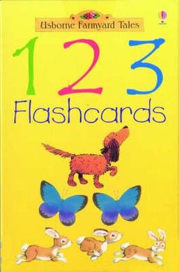 Farmyard Tales. 123 Flashcards - фото книги