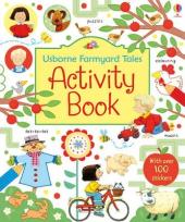 Farmyard Tales. Activity Book - фото обкладинки книги