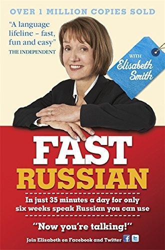 Посібник Fast Russian with Elisabeth Smith