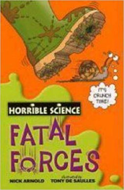 Fatal Forces - фото книги