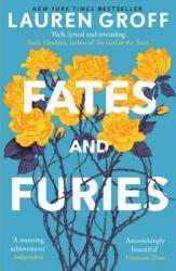 Fates and Furies - фото обкладинки книги
