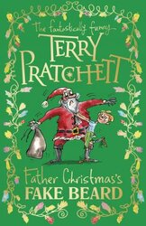 Father Christmas's Fake Beard - фото обкладинки книги