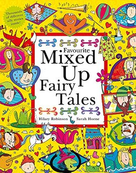 Favourite Mixed Up Fairy Tales - фото книги