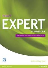 FCE Expert 3rd Edition Students Book + CD (підручник) - фото обкладинки книги