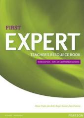 FCE Expert 3rd Edition Teacher's Book (книга вчителя) - фото обкладинки книги