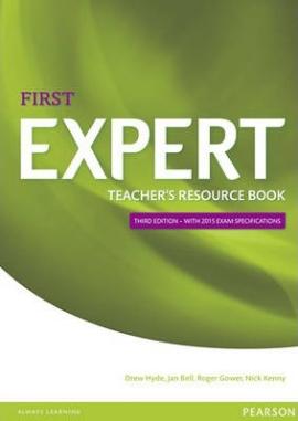 FCE Expert 3rd Edition Teacher's Book (книга вчителя) - фото книги