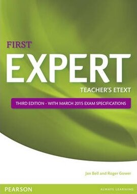 FCE Expert First 3rd Edition Teacher's Text CD-ROM (інтерактивний курс) - фото книги