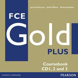 FCE Gold Plus Class CD (аудіодиск) - фото книги