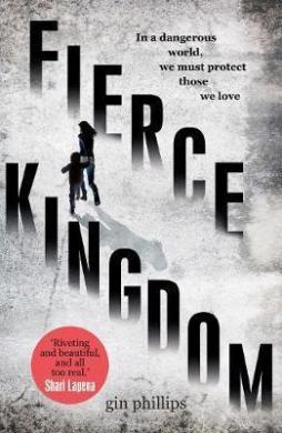 Книга Fierce Kingdom