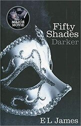 Fifty Shades Darker : Book 2 of the Fifty Shades trilogy - фото обкладинки книги