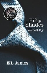 Fifty Shades of Grey - фото обкладинки книги
