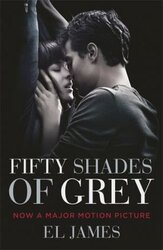 Fifty Shades of Grey : (Movie tie-in edition): Book one of the Fifty Shades Series - фото обкладинки книги