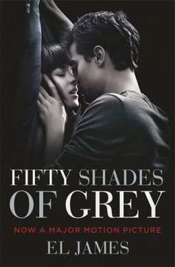 Fifty Shades of Grey : (Movie tie-in edition): Book one of the Fifty Shades Series - фото книги