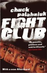 Fight Club - фото обкладинки книги
